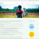 New Website for the Just Living Foundation