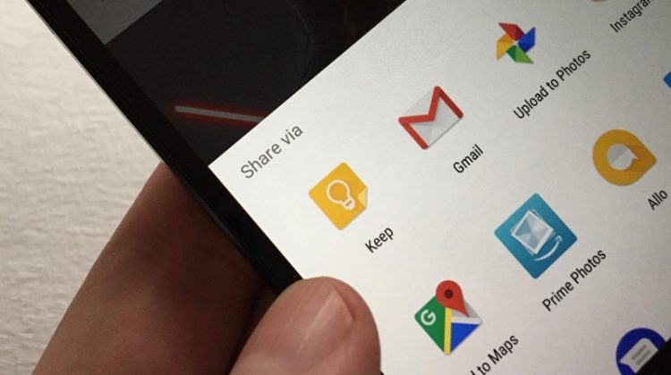Google Keep, the note taking app, now integrates with Google Docs