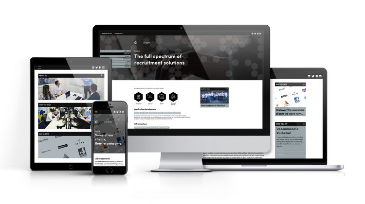 New website launch for iFindTech