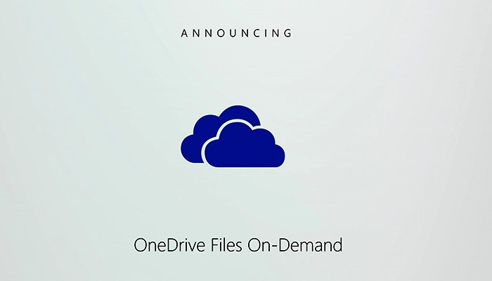 OneDrive update blurs the line between desktop and cloud