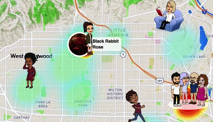 "Snapchat has a new feature ""Snap Map"" — here's what you need know!"