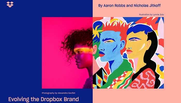 Dropbox has a new look!